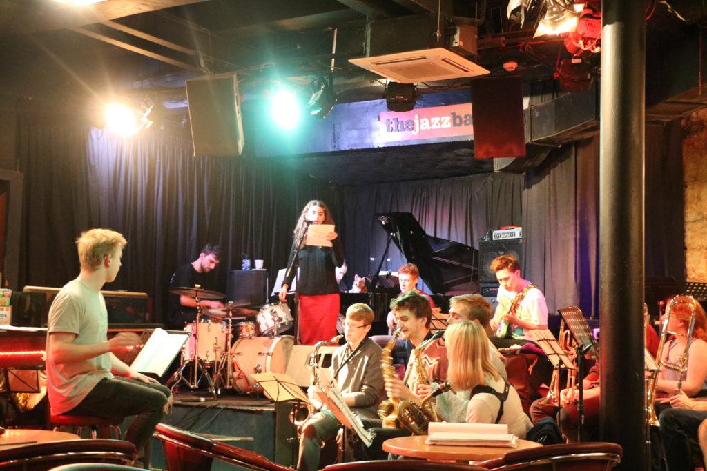 jazz bar Edinburgh