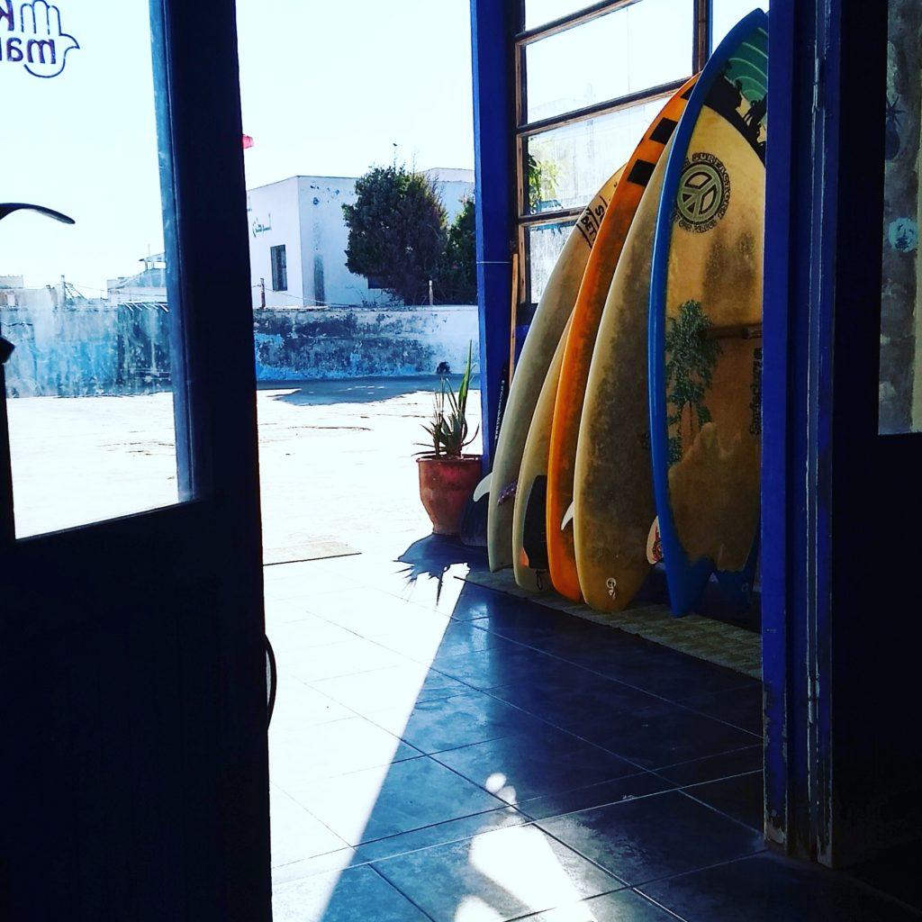 サーフィン初体験!