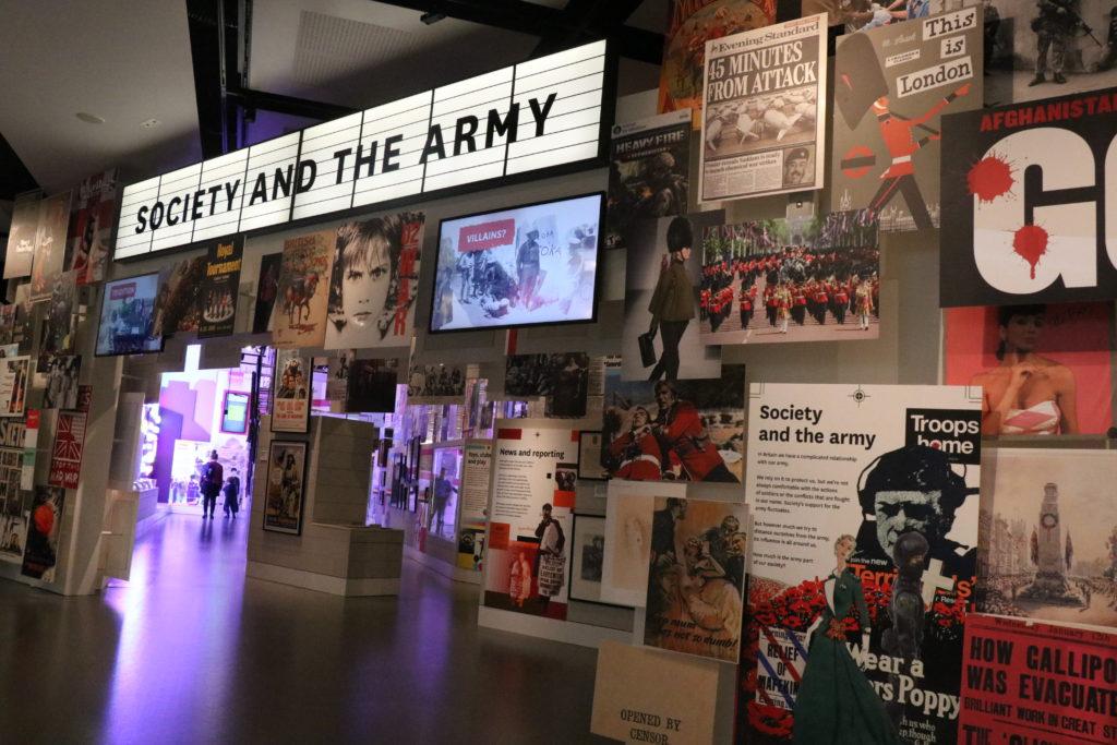 ナショナルアーミーミュージアムロンドン