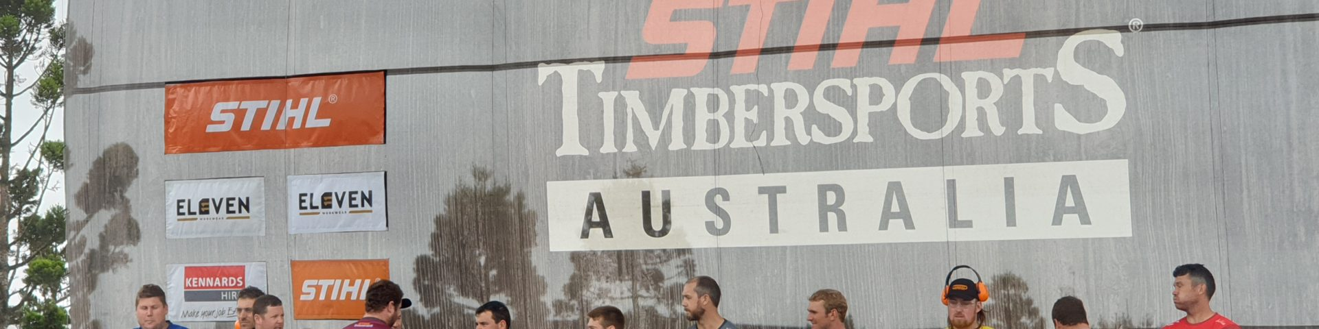 Timbersports ティンバースポーツ