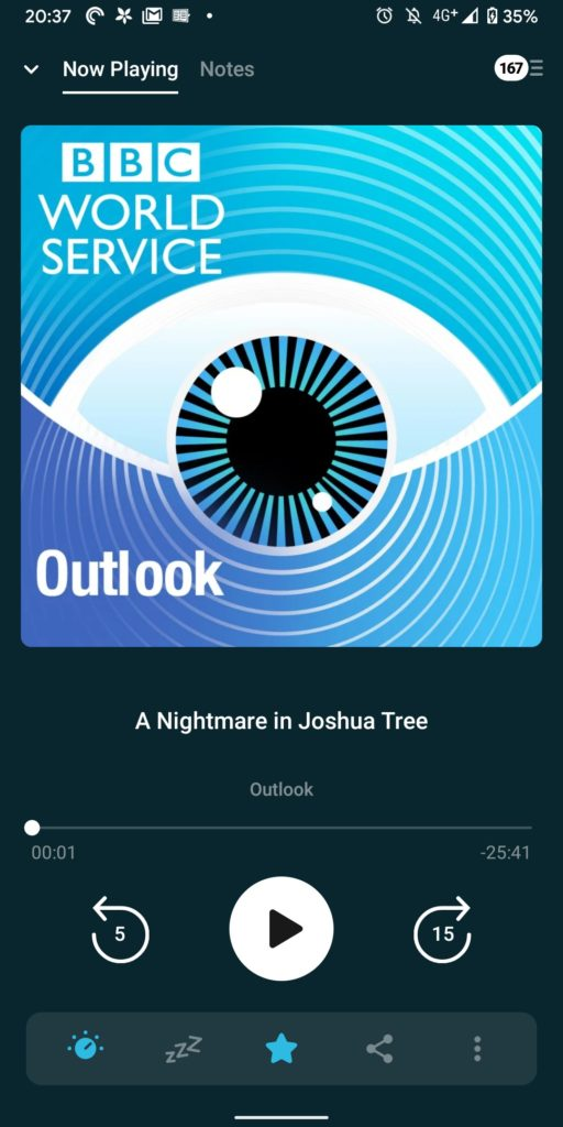 bbc outlook podcast
