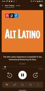 alt.latino南米音楽ポッドキャスト